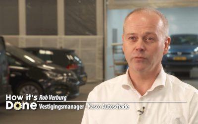Kasco Autoschade laat op RTL-Z zien waarom schadeherstel leuk werk is